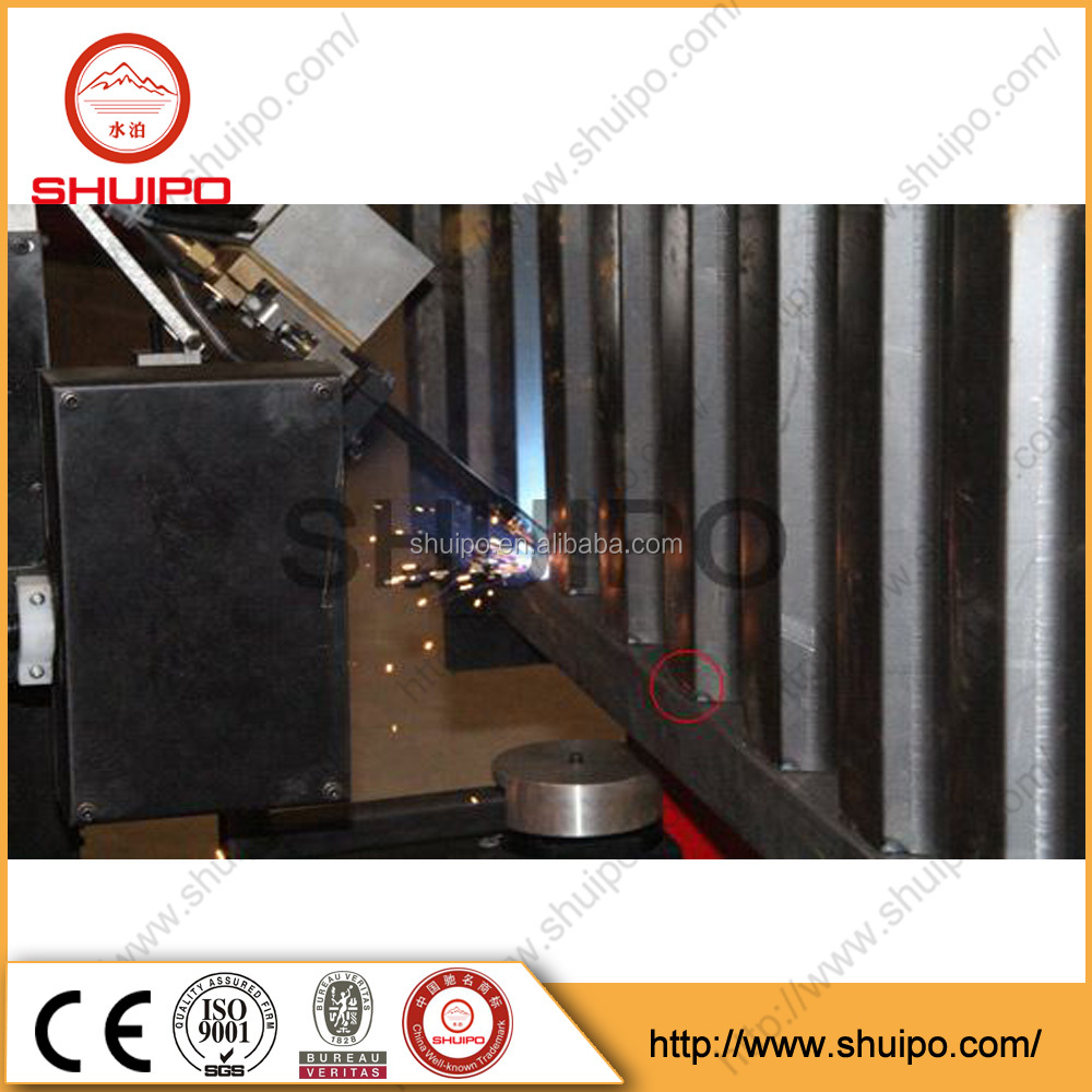 Corrugated Web Beam Welding h beam welding machine