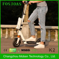 Changzhou airwheel z3 kick scooter factory 2 wheel electric bike scooter for kids