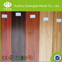 4x8 15mm e1 glue melamine faced furniture level plywood sheet
