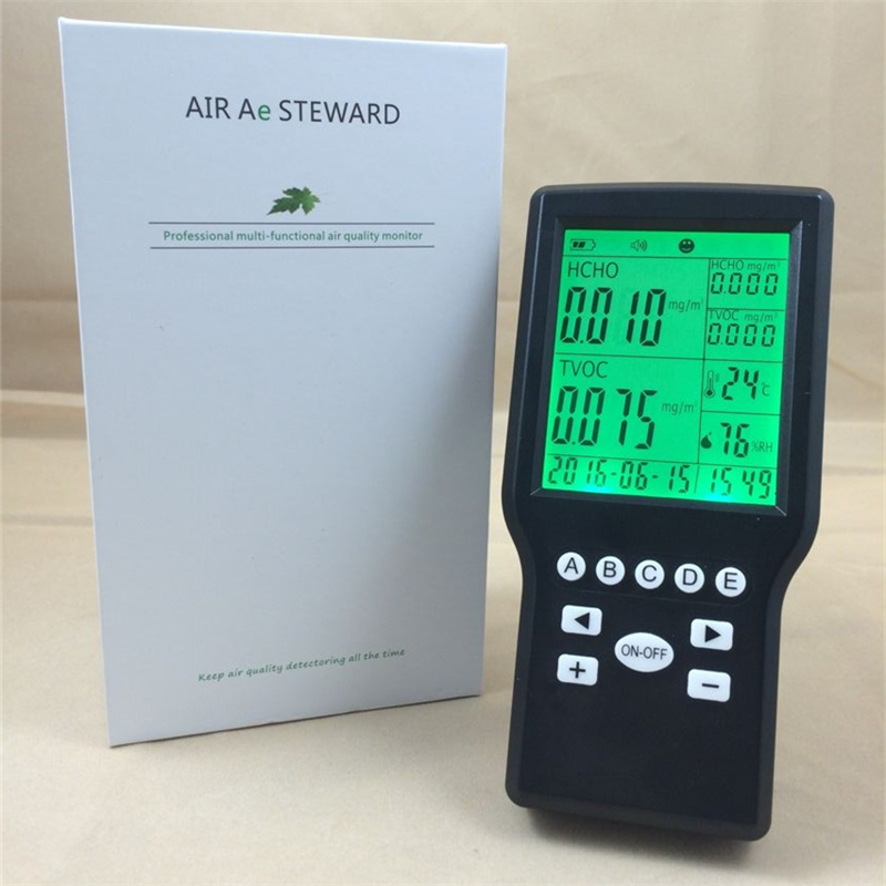 Hot sales TVOC gas detector sound alarm system with Low <strong>prices</strong>