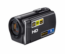 Hot Sale!!! hand-held full HD1080P DV/digital video camera with big display usb 2.0 HDM Slot and CE FCC approved