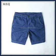 custom mens chino shorts cotton twill fabric for pants