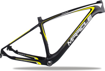 Miracle Carbon Mountain Bike Frame,29er Carbon MTB frame,high quality MTB Carbon Frame 29er