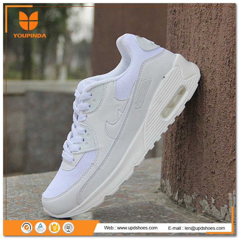 2017 latest model mesh upper air outsole max quality 90 design shoes men sport