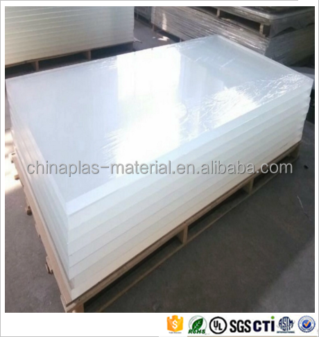 3mm 48''x96'' Perspex sheet plate