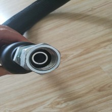 Flexible high pressure PTFE teflon thermo heated hoses