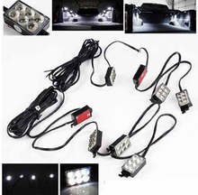 8PC 48W high power led bed light/truck light/pick up light