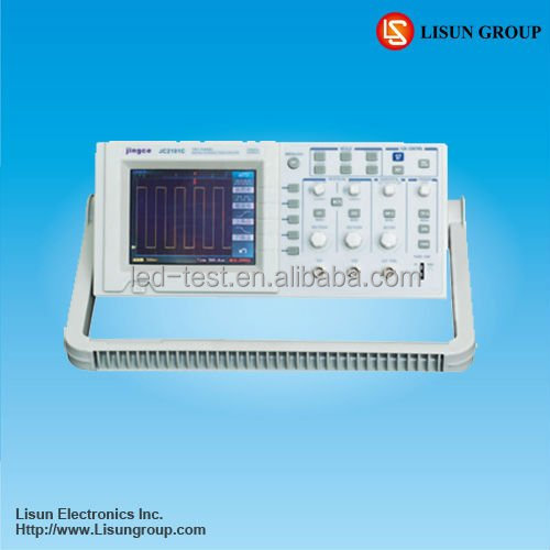 JC2202TA Oscilloscope usb for pc has Mathematic functions