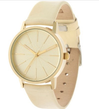 High Quality Stainless Steel Watch for women with gold/rose-gold color trade assurance ladies watch