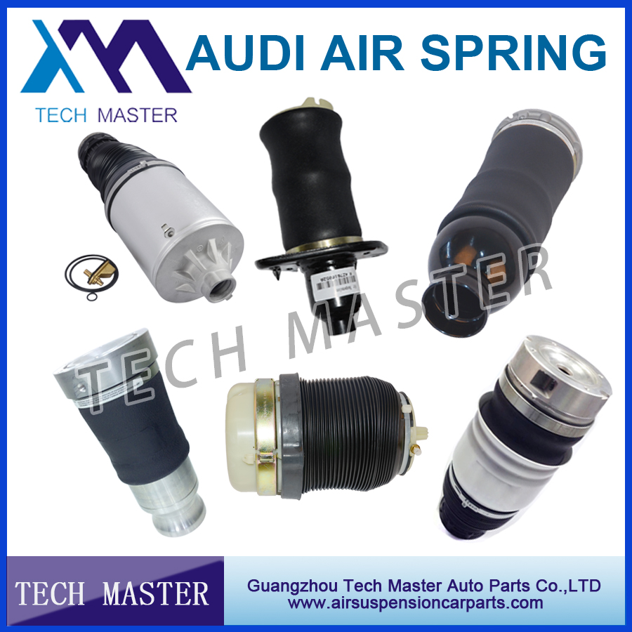 Front and rear air suspension springs for A8 Q7 A6C5 C6 air spring bags repair kits 4F0616001J 4Z7616051D 7L8616040B