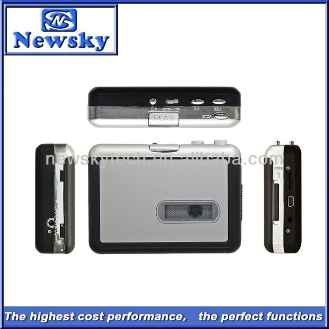 9-Year Professional OEM Manufacture/ Portable Design High Performance Cassette Recorder & Player
