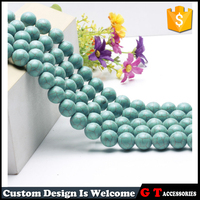 Wholesale Natural Bulk Turquoise Beads Semi Precious Stone Turquoise Jewelry Beads