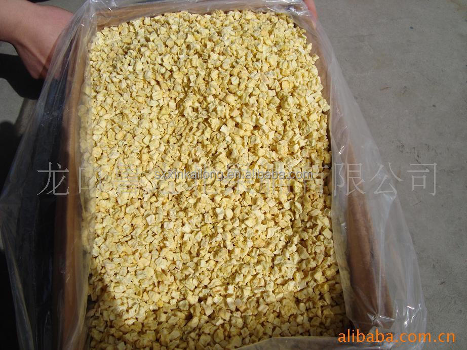 dry sweet dried apple dice food additives for yogurt for fiji apples