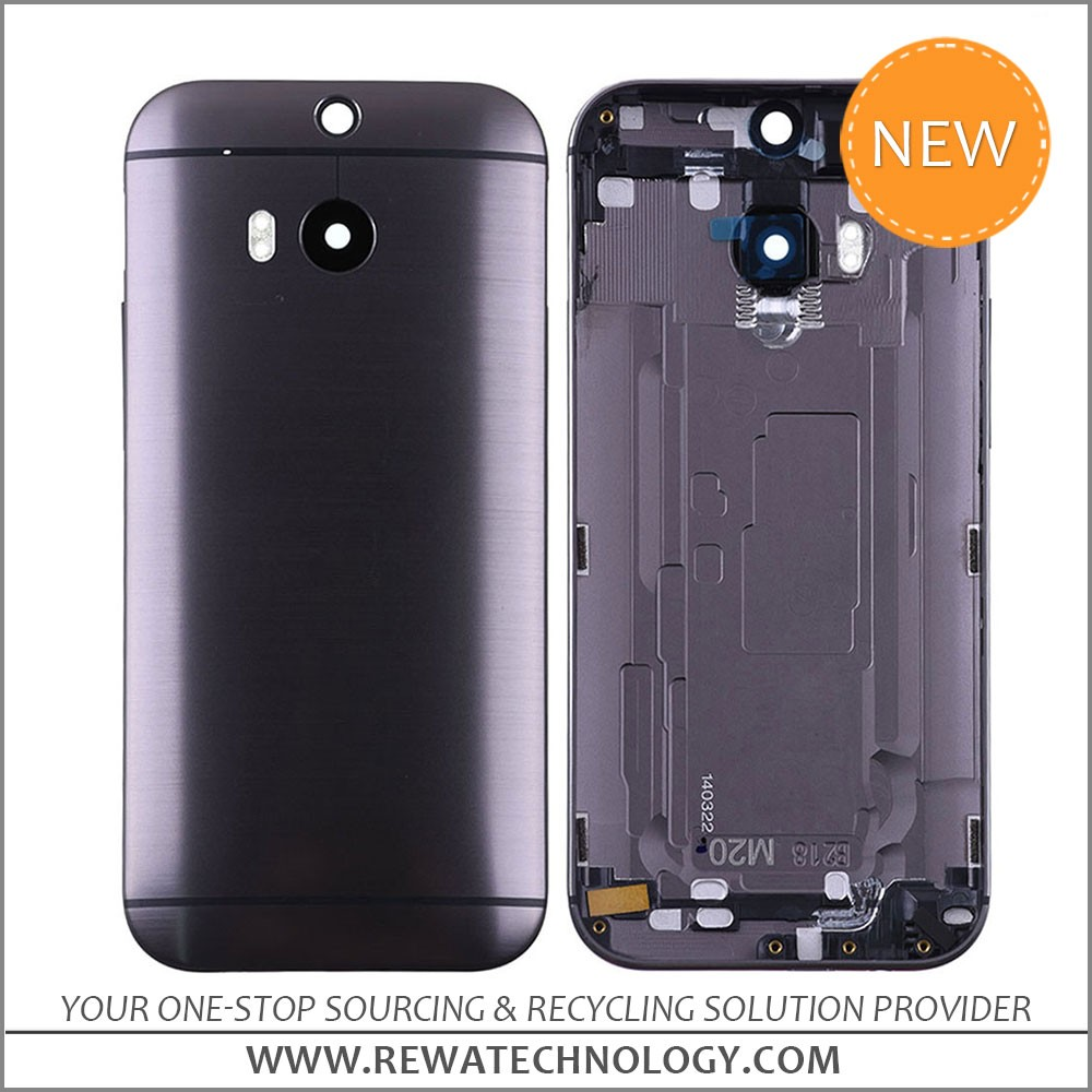 Factory Original Cell Phone Repair Parts Back Plate Housing for HTC M8 One