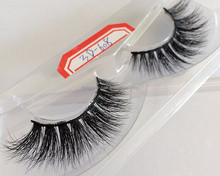 Wholsale bulk 3d real mink eyelash extensions private label and package