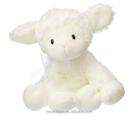 Plush Baby Sound Machine for Sleeping Lamb Toy/Stuffed Sound Machine Soother Stuffed Musical Toy Sheep