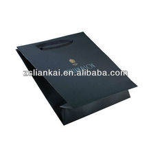 print handmade paper bag for high-end garment