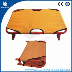 China BT-TF023 hospital Medical home Folding Pet bed Folding Pet stretcher bed price