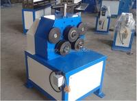 Hydraulic bar rolling machine/section bender,angle iron bending machine,flat iron bender