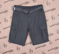 Custom made Mens heavy cotton twill casual short pants cargo shorts