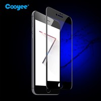 Premium 3D curved full cover tempered glass screen protector for iphone 7