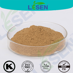 ISO certified cocklebur fruit extract / cocklebur fruit powder / cocklebur fruit p.e