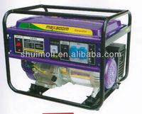Electric Starting Generator,Gasoline Generator 168f,5.5hp Gasoline Generator,New products for 2013