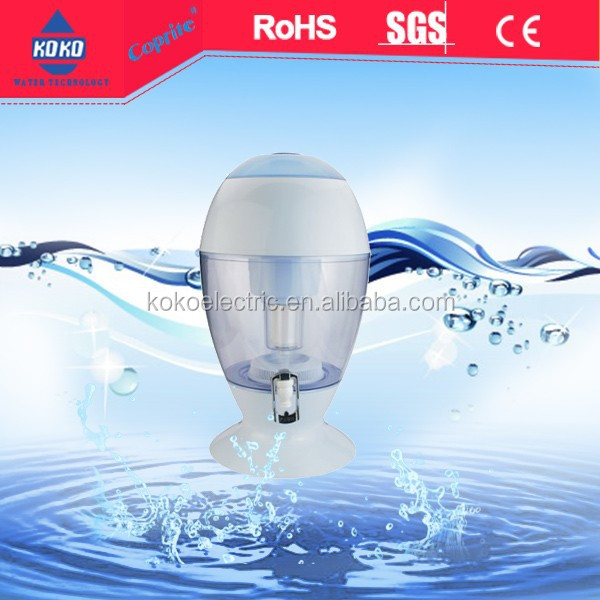 Wholesale products super quality mineral water purifier pot