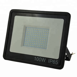 outdoor 100w AC smd led flood light LED floodlight 100w DOB led flood TUV GS CB SAA Approved