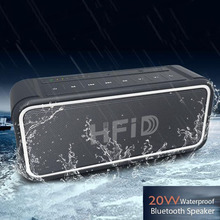 New Gadgets Waterproof Bluetooth Speakerphone with Power Bank