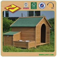 Durable wooden puppy kennel DXDH018 (18 years professional factory)