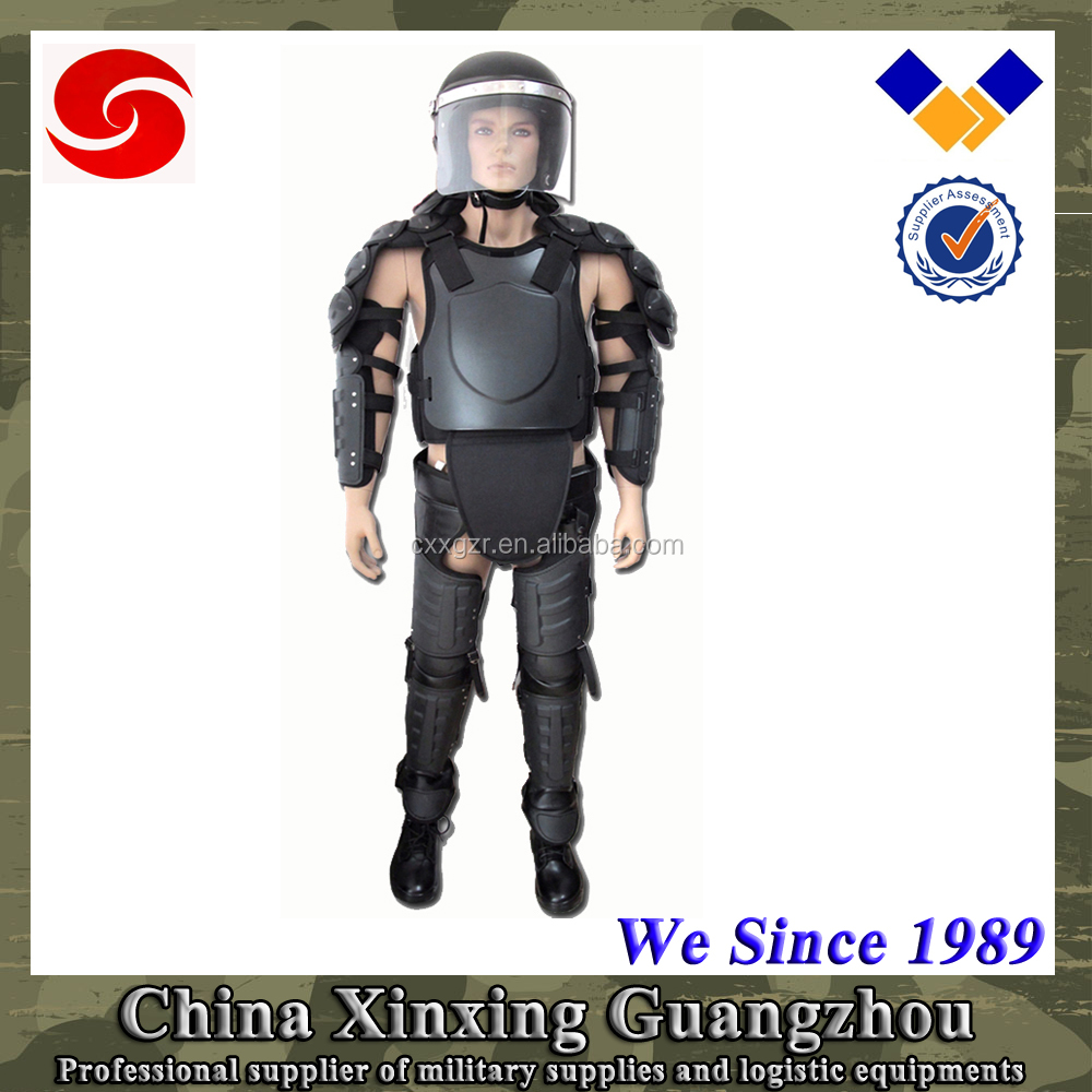 Sell Riot control equipment Anti riot gear Weapons Defense Riot armor