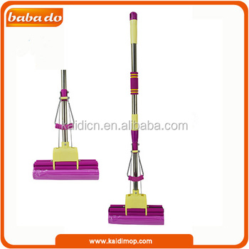 New product adjustable pva mop,cleaning mops,easy mop