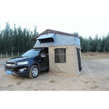motorcycle 4 wheels car caravan luxury car tent auto for camping