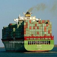 Sea shipment service to Jacksonville of Florida USA from Ningbo Shenzhen