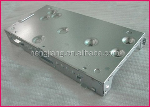 OEM high quality metal aluminum back cover case