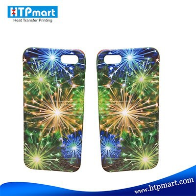 china supplier 3d sublimation phone case for iphone5/5s
