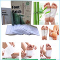 gold foot patch bamboo foot patch