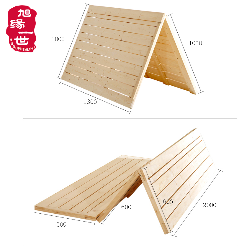 wholesale king size solid wood folding bed board mattress with cheap price - Jozy Mattress | Jozy.net