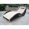 Hot Selling Leisure Plastic Rattan Aluminum Pool Lounge Chairs, Lounger Chair