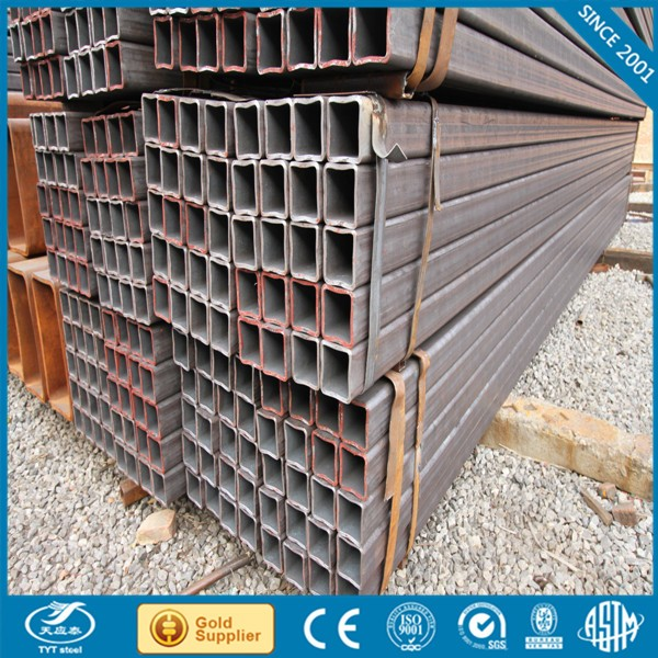 best quality a523 square tube 10mm rectangular tube on sale