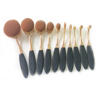 Beuty tool OEM make up brush sets personalized makeup brush set