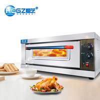 Portable Pizza Bread Baking Stainless Steel Bakery Oven Equipment