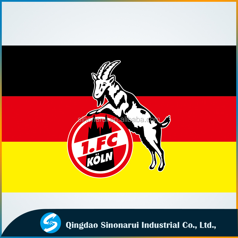 Customer design 1 FC Koln special flags