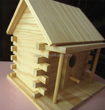 2016 Wooden Bird Cage, Hot Sale Wooden Bird House, High Quality Wooden Bird Nest