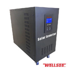 WELLSEE WS-P6000 6000w 48/96v 220v inverter solar power system WS-<strong>P</strong> high quality solar energy inverter converter single phase