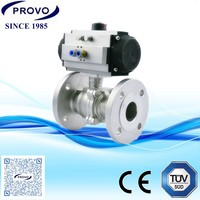 Stainless steel flange electric 2inch water Irrigatiton Solenoid Valve