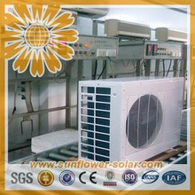 20000btu Cooling&Heating Wall Unit Solar Air Conditioners