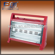 Quartz Heater 2000W 4 Heating elements With fan and humidifer Approved CE/ROHS