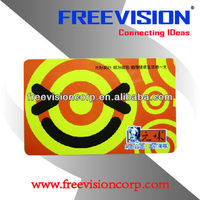 Customizable blank rewritable Proximity Rfid Card for access control
